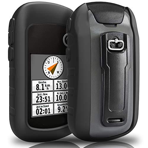 TUSITA hülle für Garmin eTrex 10 20 20X 22X 30 30X 32X - Silikon Schutzhülle Skin - Handheld GPS Navigator Zubehör