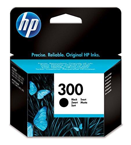 Hp - Cartuccia inchiostro 300 nero 200 pagine cc640ee