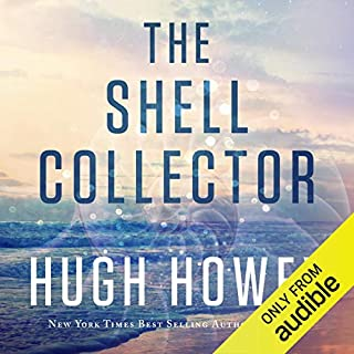 The Shell Collector audiobook cover art