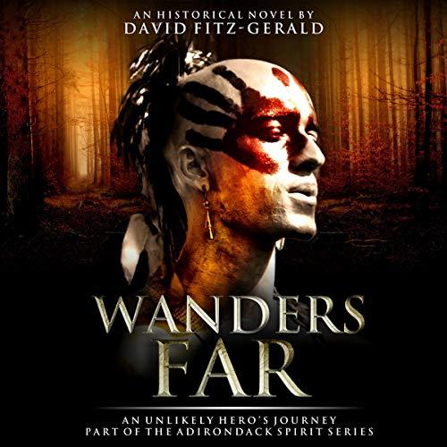 Wanders Far audiobook cover art