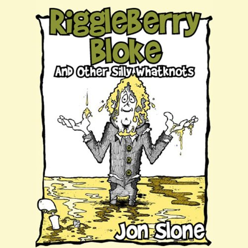 Riggleberry Bloke audiobook cover art