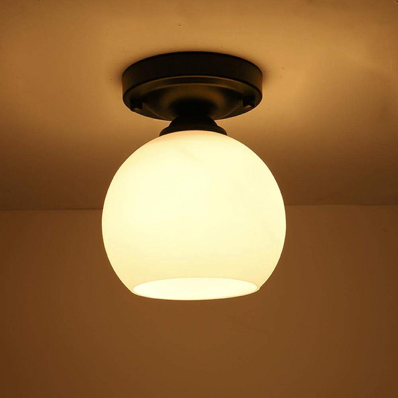 3D Nachtlicht Einfache Deckenleuchte Einfach Wohnzimmer Treppe Gang Balkon Licht Flur Innenbeleuchtung @ 1831_Mit Lichtquelle
