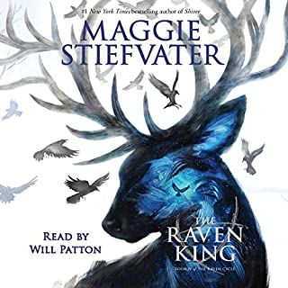 The Raven King     The Raven Cycle, Book 4              Auteur(s):                                                                                                                                 Maggie Stiefvater                               Narrateur(s):                                                                                                                                 Will Patton                      Durée: 11 h et 51 min     25 évaluations     Au global 4,8