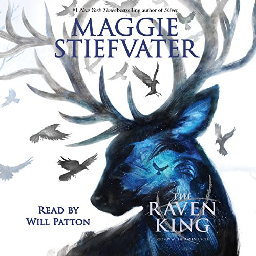 Page de couverture de The Raven King