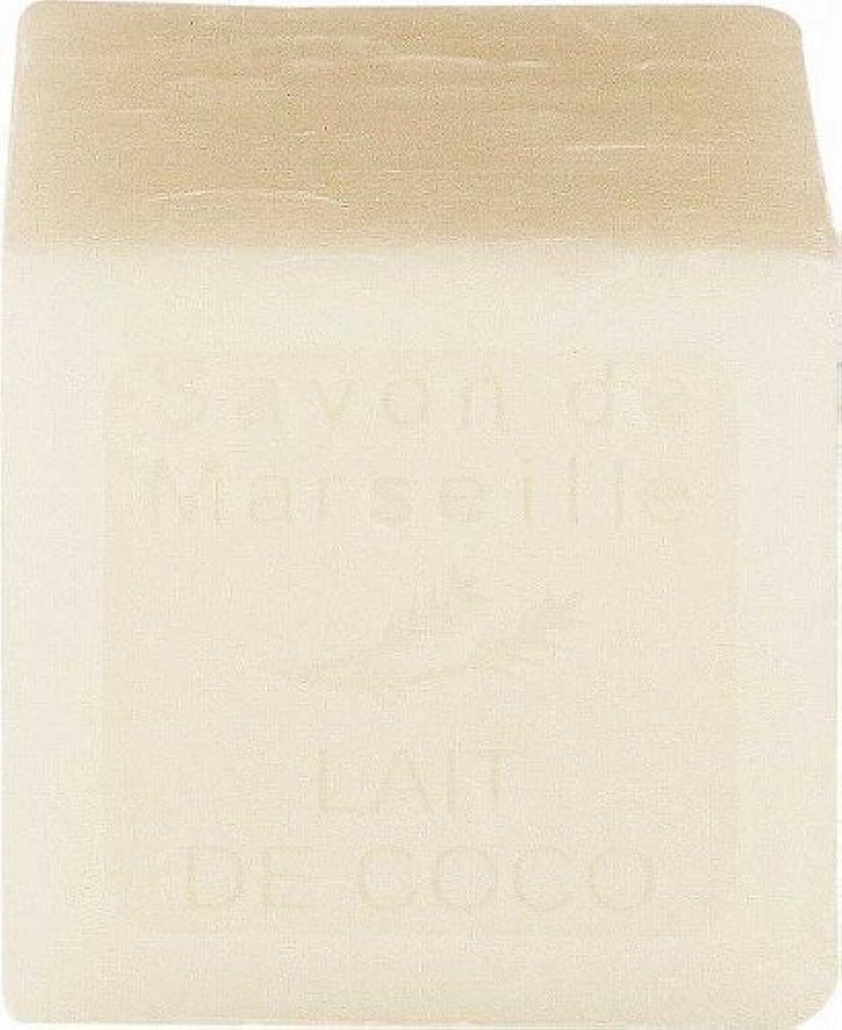 曇った化学者不透明なル?シャトゥラール キューブソープ 100g ココナッツミルク CUBE100