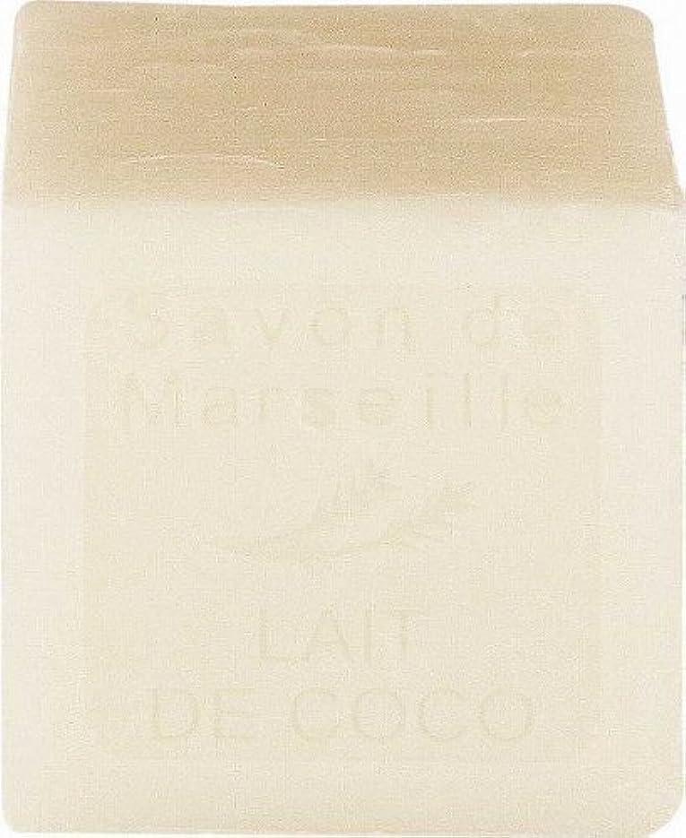 エンドテーブル原子純粋にル?シャトゥラール キューブソープ 100g ココナッツミルク CUBE100