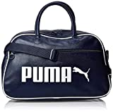 PUMA Synthetic 46 cms Peacoat Gym Bag (7669502) travel sport coat Nov, 2020