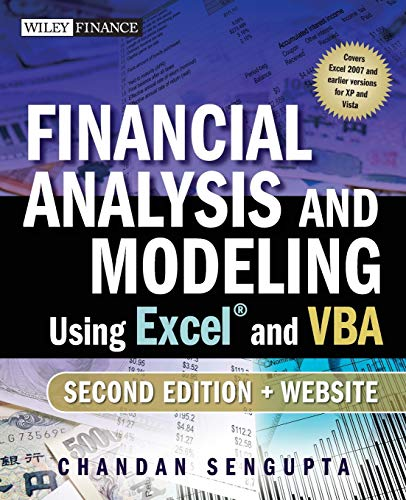 Financial Analysis and Modeling Using Excel and VBA, 2nd Edition (Wiley Finance Editions)