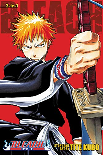 Bleach (3-in-1 Edition), Vol. 1