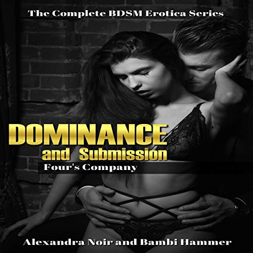Dominance and Submission audiobook cover art