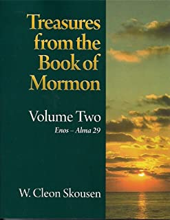 Treasures From the Book of Mormon (Enos-alma 29) (Volume two)