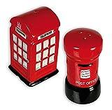 Salz- & Pfefferstreuer englische Telefonzelle + Postbox bei Amazon
