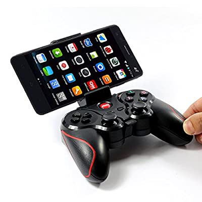 KevenAnna Sminiker Android Wireless Bluetooth Gamepad Game Controller for Android phones/tablets/TV Box