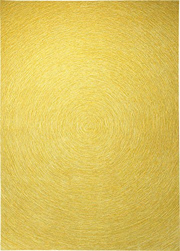 Wecon Esprit - Handtuft Colour in Motion - gelb - 70 x 140 cm