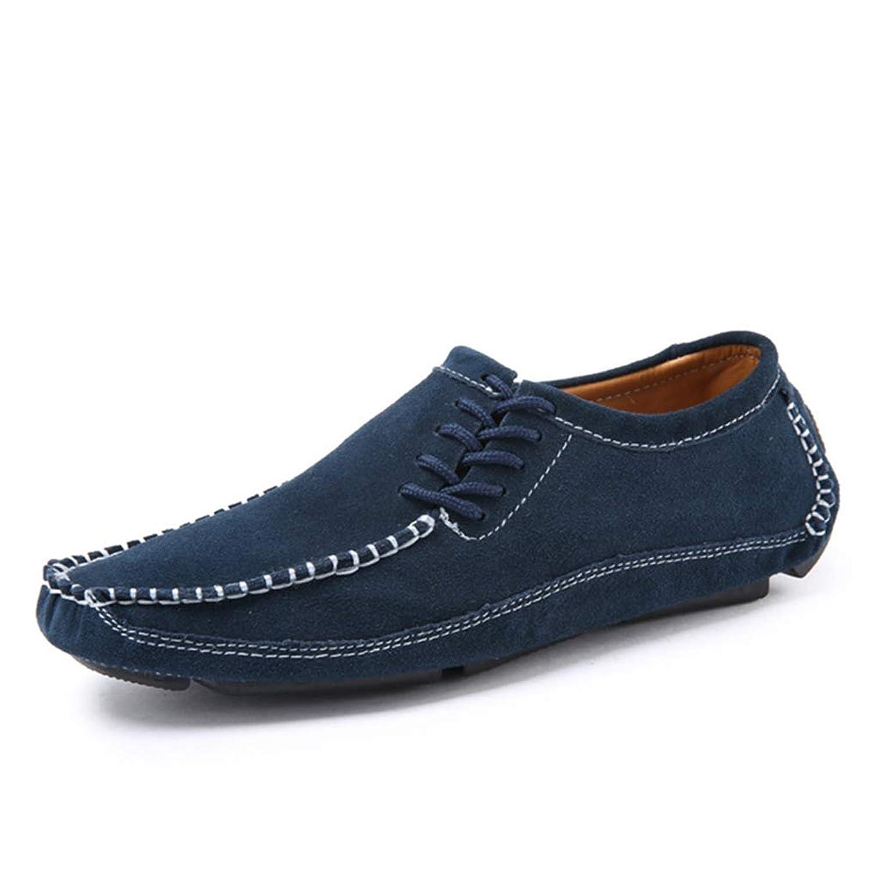 [DOUERY LTD] ローファー スリップオン ドライビングシューズ メンズ デッキシューズ モカシン 靴 カジュアルシューズ ビジネスシューズ スリッポン ローカット 大きなサイズ 軽量 紳士靴 職場用