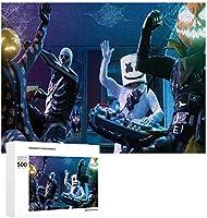 Tuanzi Fortnite ジグソーパズル 1000ピース 絵画 学生 子供 大人 向け 木製パズル TOYS AND GAMES おもちゃ 幼児 アニメ 漫画 プレゼント 壁飾り 無毒無害 ギフト