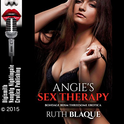 Angie's Sex Therapy audiobook cover art