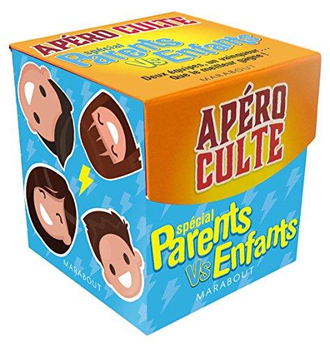 Mini-boite Apéro culte parents vs enfants