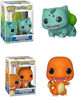 Pop! Pokémon - Bulbasaur and Charmander Vinyl Figures Set of 2