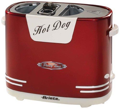 Ariete Party Time Hotdog Maker, 650 Watt by Ariete