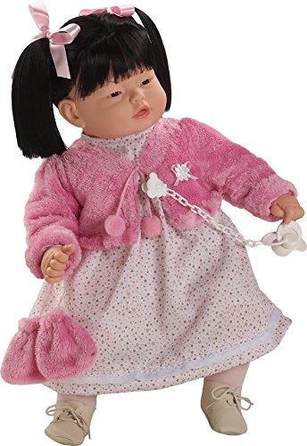 Berbesa - Muñeca Baby chinita (80401)