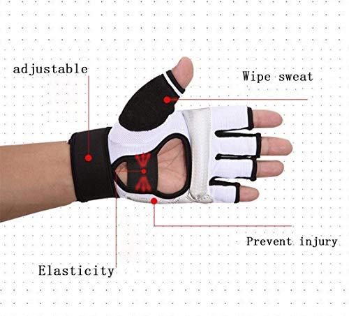 MMA Boxhandschuhe Training Sandsack Kampfsport Taekwondo Boxsack Freefight Grapling Abbildung 3
