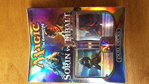 Magic The Gathering Sorin VS Tibalt Duel du Pont