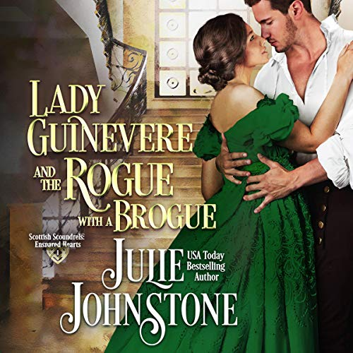 Couverture de Lady Guinevere and the Rogue with a Brogue