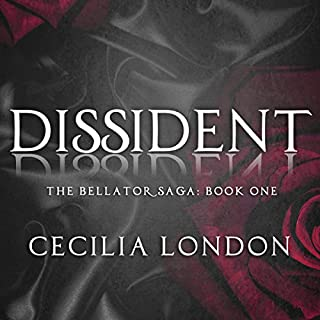 Dissident audiobook cover art