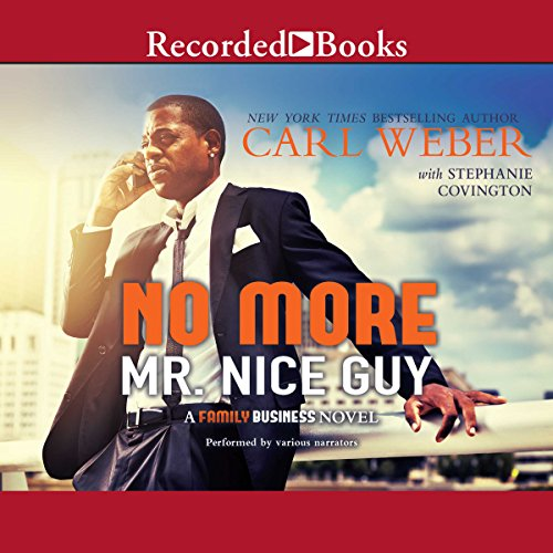 No More Mr. Nice Guy audiobook cover art
