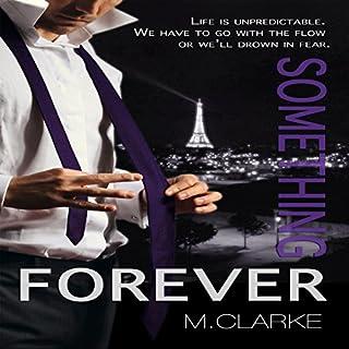 Something Forever audiobook cover art