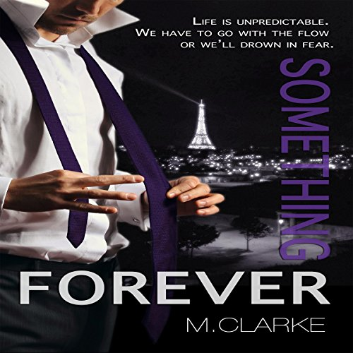 Something Forever audiobook cover art