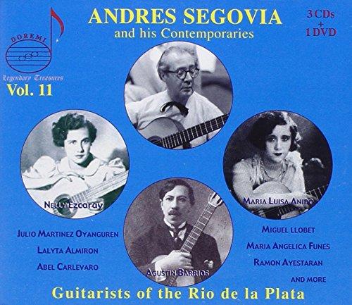 Segovia Vol.11+Bonus Dvd