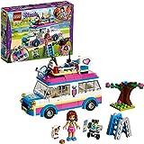 LEGO®-Friends Le véhicule de mission d'Olivia Jouet pour Fille et Garçon à Partir de 6 Ans et Plus, 223 Pièces 41333