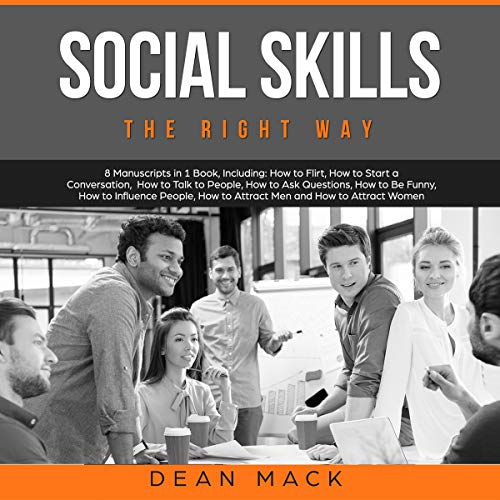 Social Skills - The Right Way  audiobook cover art