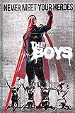 Xzmafthfrw The Boys - TV Show Poster (Never Meet Your