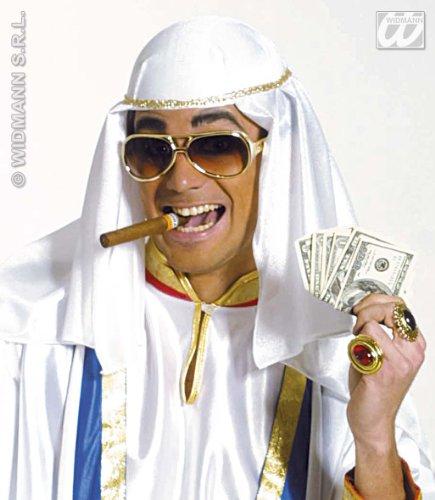 Widmann TRIMMED FELT ARABIAN HATS