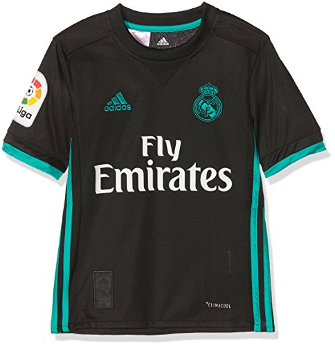 adidas Real A Jsyy Lfp Camiseta, Hombre, Negro/Arraer, L