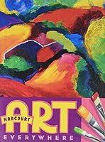 Art Everywhere 0153364483 Book Cover