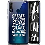 Wiko View 3 Case Ultra Slim for 6.26 Inch Wake Up Your Life