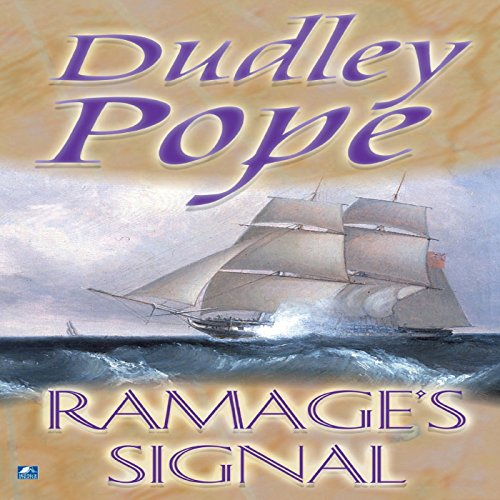 Ramage's Signal audiobook cover art