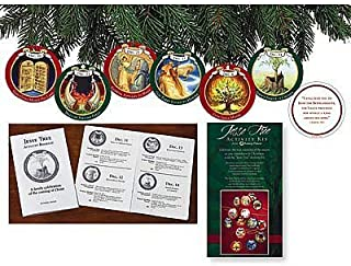 Abbey Press Jesse Tree Activity Kit - Christian Home Kitchen Gift 73132-ABBEY by Abbey Press