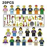 Satz von 20 Imagination Generation Little Professionals Zeichensatz Gemeinschaft Puppenhaus Figuren...