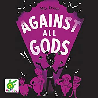 Against All Gods cover art