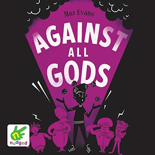 Against All Gods audiobook cover art
