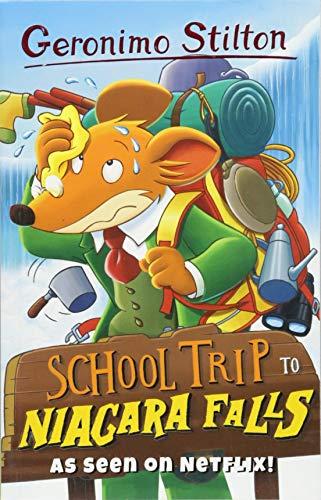School Trip to Niagara Falls (Geronimo Stilton - Series 2)