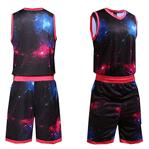 Basketbal pak pak doe-het-zelf persoonlijke aanpassing, bedrijf team aanpassing, trainingspakken, uniformen voor college studenten, ademend en zweetabsorberend, kan herhaaldelijk worden gewassen