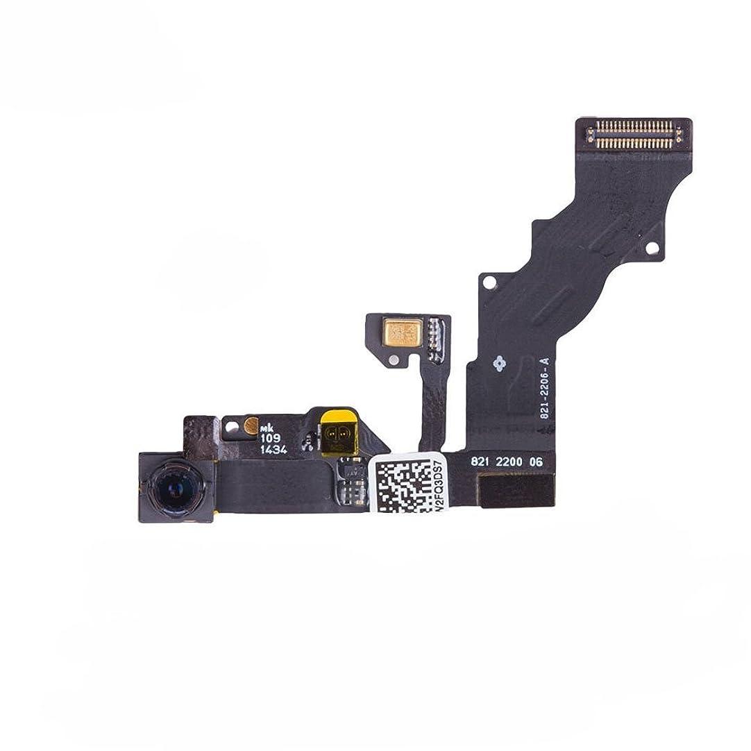 タイムリーなワックス引き受けるDoer iPhone 6 Plus 近接センサーフロントカメラ 修理部品 交換パーツ フロントカメラ for iPhone 6 Plus