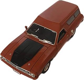Diecast Model Ford Falcon XB GT Panel Van Burnt Orange Die Cast Car 1:32 Scale by Oz Legends Genuine Licensed Product - Co...