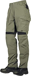 Tru-Spec 1487 24-7 Pro Flex Tactical Cargo Pants, Ranger Green/Black